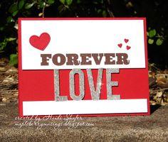 Mapleberry Musings: Camp Create: Forever Love