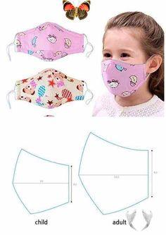 -   -<br> Diy Mask, Diy Face Mask, Face Masks, Kylie Jenner, Sewing Patterns Free, Free Pattern, Inka, Cute Snowman, Mask For Kids