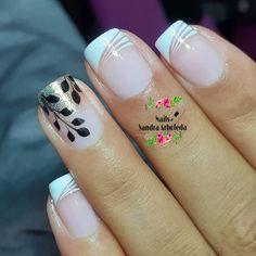 Cute Nails, Pretty Nails, Beauty Nails, Hair Beauty, Semi Permanente, Purple Nail Polish, Accent Nails, Shellac, Pedicure