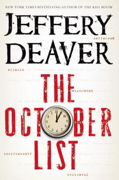 A race-against-the-clock mystery, told in reverse. THE OCTOBER LIST Gabriela waits desperately for news of her abducted daughter. At last, the door opens. But it's not the negotiators. It's not the FBI. It's the kidnapper. And he has a gun. How did it come to this? Two days ago, Gabriela's life was normal.  Audiobook