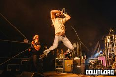 SikTh at Download Festival 2014