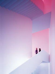 Zumtobel, Lighting forum, Schweizerstr. 30, Dornbirn, Austria