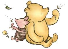 This sums up how I feel for my family  <3   LOVE Pooh and Piglet.