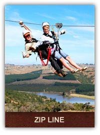 Lake Eland - Zip Line - KZN
