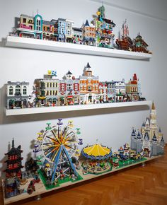 Shelves to Display Legos . Shelves to Display Legos . is the Perfect Lego Room Storage Idea for Keeping Lego Display Shelf, Lego Shelves, Lego Storage, Storage Ideas, Book Storage, Display Cases, Cupboard Storage, Storage Shelves, Display Ideas