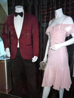 Prom costumes from Footloose remake on display. Footloose Remake, Footloose Movie, Movie Costumes, Couple Halloween Costumes, Halloween Inspo, Prom Outfits, Prom Dresses, Disney Prom, 80s Prom