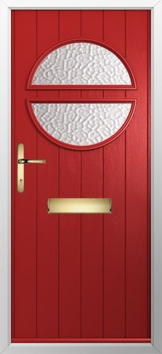 Our Composite Front Doors are not available in any RAL colour! Read ...
