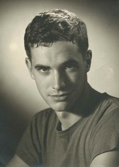 Bradford Dillman (1930 2018) Was An American Actor And Author, Seen Here