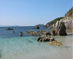 Old Europe - Spain - Galicia : Ons Island
