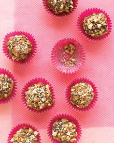 Bourbon-Pecan Truffles. So easy and delicious!