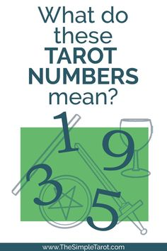 Learn what the numbers mean in the tarot with this short video and blog post from The Simple Tarot. Get a (totally free) PDF printable tarot cheat sheet to help you learn and easily read ALL of the tarot card meanings. Tarot Card Decks, Tarot Cards, Oracle Reading, The Hierophant, Astrology Numerology, Tarot Card Meanings, Wheel Of Fortune, Tarot Spreads, Palmistry