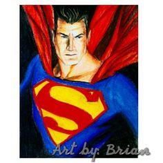 Superman's Alex Ross Fanart by brianmarianto on DeviantArt