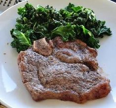 Broil a Perfect Steak: I was happy to have this recipe during the winter when we couldnt use our grill. The steaks got a great sear on the outside, but they stayed nice and pink on the inside. -Baby Duck