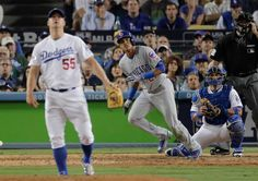 The Los Angeles Dodgers tried to distract Lester on the basepaths, but he threw seven innings of one-run ball as Chicago took a three-games-to-two lead in the N.L.C.S.