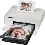 Canon Selphy CP1200 Portable Color Dye-Sublimation Photo ...