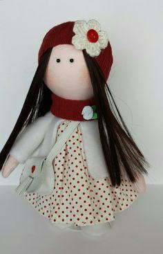 Muñequita tipo Gorjuss - Russian dolls - Encarnita