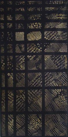 Jacquard_Discharge_Paste Textile Fabrics, Textile Prints, Textile Art, How To Dye Fabric, Fabric Art, Dyeing Fabric, Fabric Print Design, Shibori, Surface Design