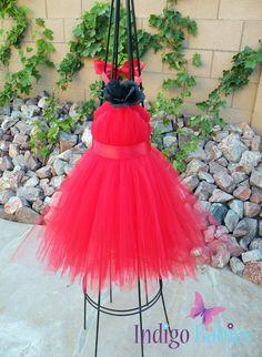 Tutu+Dresses+Tutu+Dress+Flower+Girl+Dress+Red+di+indigobabies,+$65.00