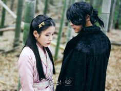 160902 Moon Lovers - Scarlet Heart Ryeo PD Note Update cr: SBS