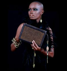Michelle Sisal Clutch Bag  #jewellery & #bags #Africa