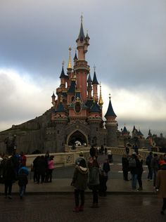disneyland paris!!