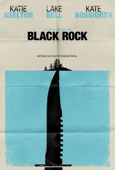 Black Rock #movie #poster #movieposter