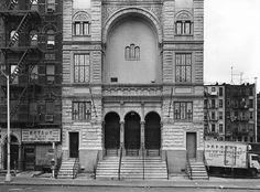 Petra Wunderlich, religious buildings, New York City