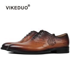 Cheap footwear for men, Buy Quality footwear men directly from China footwear shoes Suppliers: VIKEDUO Hot Brand Luxury Male Genuine Leather Shoe Hand Painting Upscale Wedding Dance Dress Shoes Footwear For Men Oxford Shoes Black Shoes, Men's Shoes, Dress Shoes, Shoes Men, Exclusive Shoes, Types Of Shoes, Shoe Brands, Leather Shoes, Cow Leather