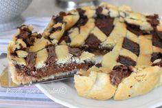 Crostata+caffe+e+nutella+cremosa