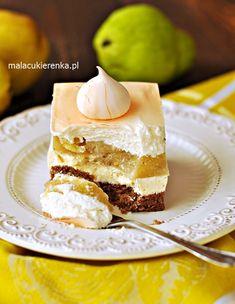 Cranberry Orange Bread, Cake Recipes, Dessert Recipes, Fancy Dishes, Sweets Cake, Fashion Cakes, Polish Recipes, Piece Of Cakes, Homemade Cakes