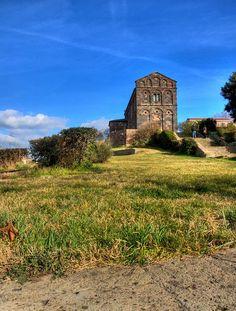 Chiesa San Nicola (Ottana) Sardinia, Italy