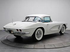 Chevrolet Corvette by CarsOnTheRoad Chevrolet Corvette, 1961 Corvette, Classic Corvette, Pontiac Gto, Us Cars, Sport Cars, Austin Martin, My Dream Car, Dream Cars