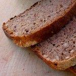 Kváskový chléb bez hnětení - fotopostup Banana Bread, Desserts, Food, Thermomix, Tailgate Desserts, Deserts, Essen, Postres, Meals