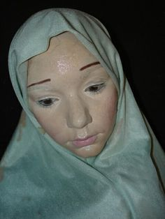 Oficina de Maquiagem Artística - Imagem de Santo. Professor: Fernando Pompeu ( 2005).
