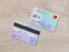 Plastic Card / Bank Card MockUp #Ad #Card, #AFFILIATE, #Plastic, #MockUp, #Bank