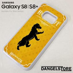 hogwarts hufflepuff Samsung Galaxy Edge Plus Case Casetiri offers medium protection to your phone against impact in daily use while maintaining direct access to buttons and ports. Compatible with Samsung Galaxy Plus Edge. Harry Potter Phone Case, Samsung Galaxy S6, Hogwarts, Phone Cases, Phone Case