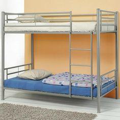 Coaster Denley Metal Twin Over Twin Bunk Bed Las Vegas Furniture Online | LasVegasFurnitureOnline | Lasvegasfurnitureonline.com