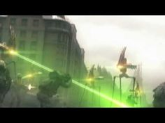 Universe at War intro, created by DIGIC Pictures, 2007.