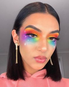 These Makeup Looks For Pride 2019 Will Color You Impressed