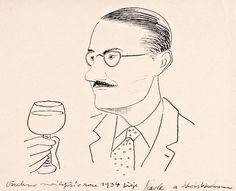 A. Wachsman - novoročenka malíře k r. 1934