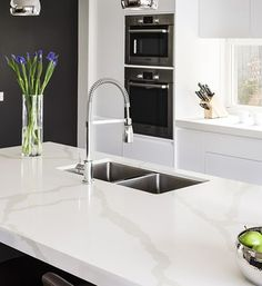 Quantum Quartz, Natural Stone Australia, Kitchen Benchtops, Quartz Surfaces, Tiles, Granite, Marble, Bathroom, Design Renovation Ideas. WK M…