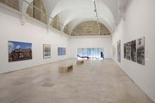 Sala del Museo Patio Herreriano (Valladolid-España)