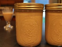 homemade irish cream! a sweet, simple, and versatile treat