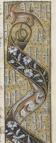 Petites Heures de la reine Anne de Bretagne. Date d'édition : 1401-1500 Type : manuscrit Langue : Latin Format : Parchemin. - AB + 78 feuillets. - 170 × 120 mm Droits : domaine public Identifiant : ark:/12148/btv1b84328965