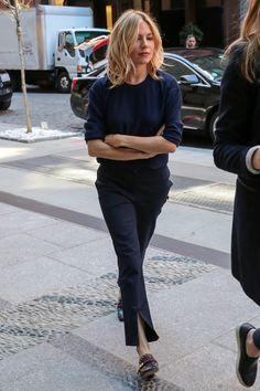 Sienna Miller. New York - April 20 2016