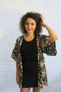DIY Kimono: The lazy sewists guide to the art of distraction – By Hand London
