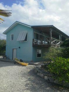 Bonefish Lodge outside