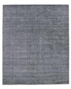 Lino Rug - Platinum