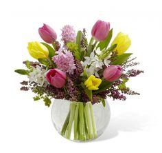 Arreglo Floral - Detalle con tulipanes http://www.donregalo.pe/DETALLE-CON-TULIPANES