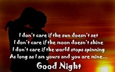 Good Night quotes for wife : Good night wishes, images and messages for wife